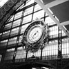 Gare clock... train station in France